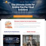 Bookie Pay Per Head Solutions