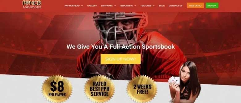 PPHCR.com 스포츠 북 소프트웨어 검토