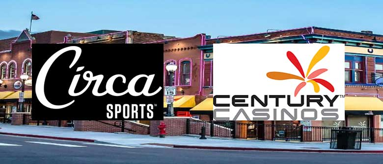 Circa Sports Launches in Colorado with Century Casinos
