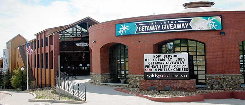 Wildwood Casino New Partnership Deal with ISI Race and Sports