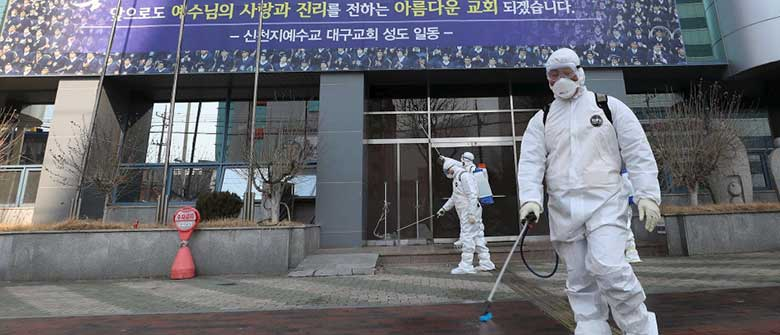 South Korean National Fencer Tests Positive for Coronavirus