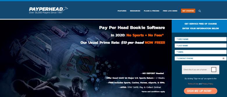 PayPerHead.com 헤드 당 지불 검토