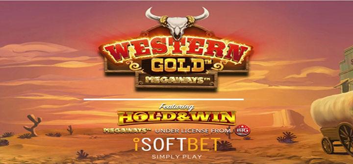 Western Gold Megaways Video Slot Full Premiere