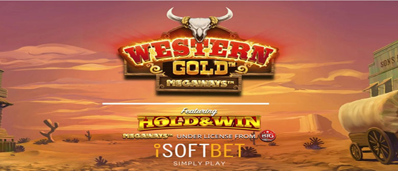 Western Gold Megaways Video Slot Full Premiere
