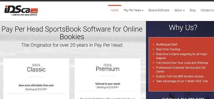 IDSCA.com Pay Per Head Review