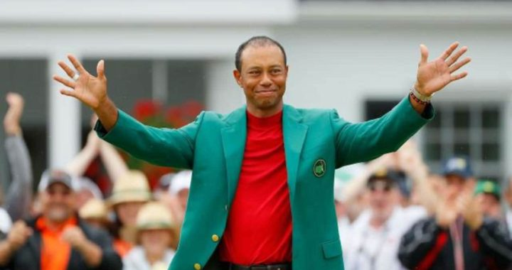 Tiger Woods Achieves Greatest Sports Comeback