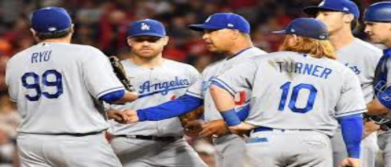 Ryu Hyun-jin in Injured List of Dodgers