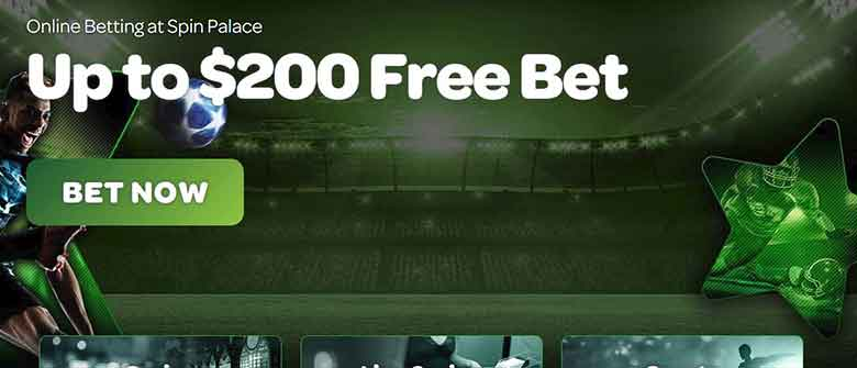 Spin Palace Sportsbook Review