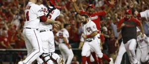 Juan Soto the Wild Card Hero for the Nationals