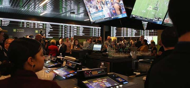 New Jersey Train Stations Become Gambling Hubs for New Yorkers
