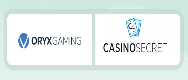 CasinoSecret Signs Partnership with Oryx Gaming