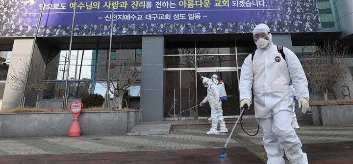 South Korean National Fencer Tests Positive for Coronavirus