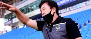 Incheon United Coach Resigned Sunday
