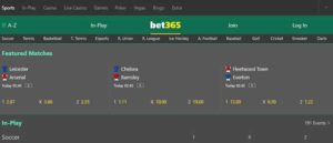 Bet365 Sportsbook Review