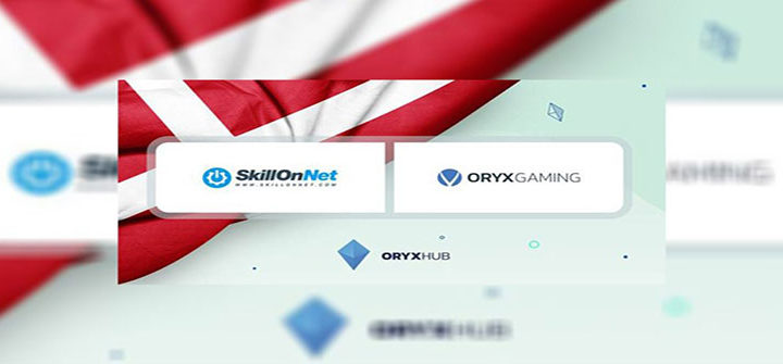 SkillOnNet Partners with Casino Content Provider in Denmark