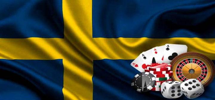 Swedish Online Gambling Revenue Declines in the Second Quarter