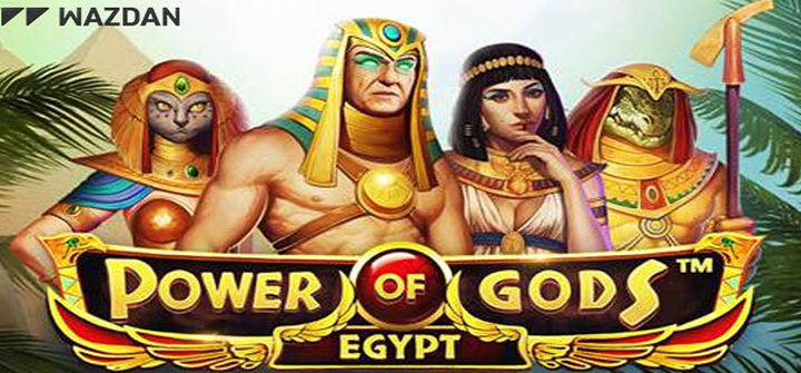 A Recent Addition to the Power of Gods Series Video Slots