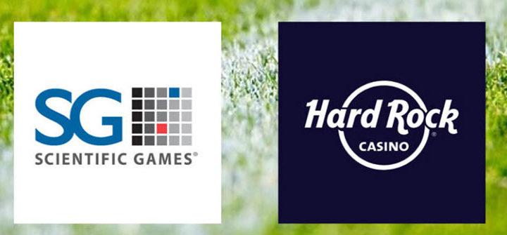 Scientific Games Broaden Market Reach with Hard Rock Partnership