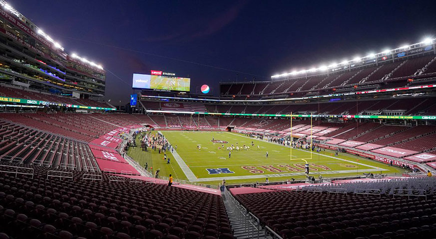 San Francisco 49ers May Need to Find a Temporary New Home